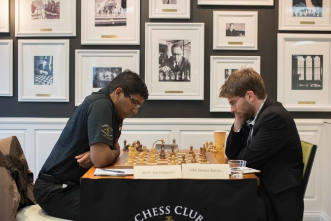 Chess Interview: GM Denes Boros from Hungary