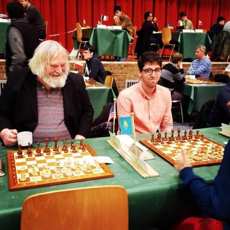 Yusupov - 2016 Cappele-la-Grande Open