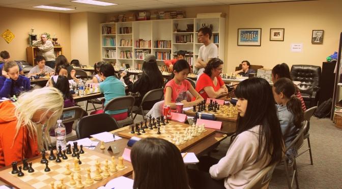 WA Women's Chess Championship 2017